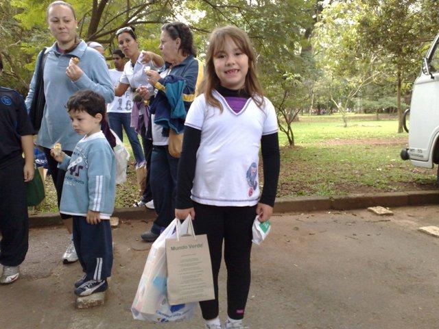 Clique para ver a fotos da Caminhada 2010